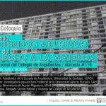 """[INVITACIÓN]: """"Revisando arriendos abusivos a la luz del derecho a la vivienda"""", 12 de julio, de 18:30 a 20:30 horas, en la sede del Colegio de Arquictectos"""