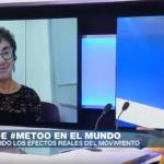EL MOVIMIENTO #METOO REVOLUCIONÓ LA LUCHA CONTRA EL ABUSO SEXUAL DURANTE EL 2018
