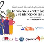 """""""LA VIOLENCIA CONTRA LAS MUJERES Y EL SILENCIO DE LAS IGLESIAS"""" ENCUENTROS CON LA FILÓSOFA Y TEÓLOGA IVONNE GEBARA"""