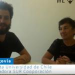 [VIDEO] Olga Segovia: «En Chile es necesario fortalecer la convivencia y lo público»