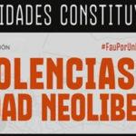 CONVERSACIÓN: «VIOLENCIAS EN UNA CIUDAD NEOLIBERAL»