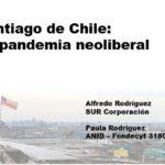 """Descargar """"Santiago de Chile: la pandemia neoliberal"""""""