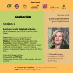Sesión 2 del Seminario «El hábitat precario…» (28/11/2020)