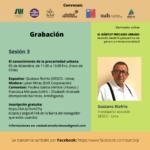 Sesión 3 del Seminario «El hábitat precario…» (05/12/2020)
