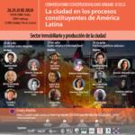 La Ciudad en procesos constituyentes de América Latina. La ciudad como negocio